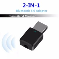 🔊 USB Bluetooth Transmitter Receiver Stereo Audio