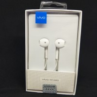 Headset Handsfree Earphone Vivo V5 Plus XE680 Original 100%