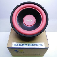 Speaker Subwoofer 8 INC 8 Legacy LG-896-2 Speaker Legacy 8inc 8 Subwoo