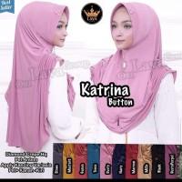 jilbab hijab kerudung Katrina button murah