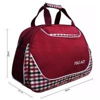 POLO ALF Tas Travel Bag Tas Baju Tas Pakaian Tas Mudik Volume 50L