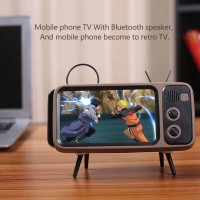 Speaker Audio Player Mini Portabel Klasik Bluetooth