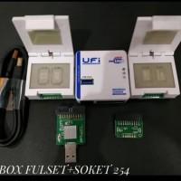 UFI BOX NEW SOKET 254