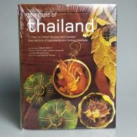 Buku Masak The Food of Thailand Recipe Book Thai Masakan Kuliner