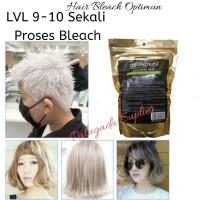 bleaching rambut Optymun 500gr