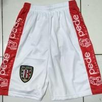 NEW celana bola Bali united putih