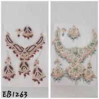 good quality kalung set india eb1263 / aksesoris wanita