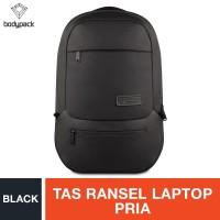 Bodypack Impression Laptop Backpack - Black
