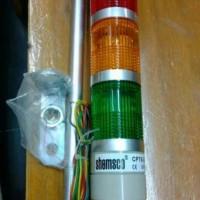 shemsco lampu tower 3 warna tower light led steady warning 3 led SHEMS