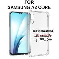 Case Samsung A2 Core softcase casing hp back cover air bag ANTI CRACK