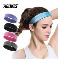 Headband Sweatband sports fitness workout