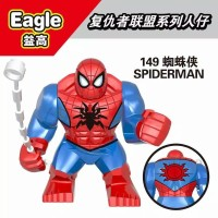 lego kw Ukuran Besar Marvel - Spiderman (149) - (The Avengers)