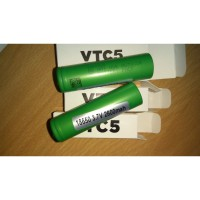 Battery SONY 18650 VTC5 2600mAh 30A 3.7V