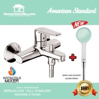American Standard keran shower mixer genie hand shower Hot cool