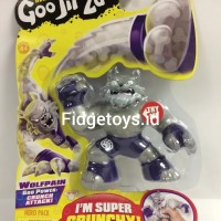 Heroes of Goo Jit Zu Wolfpain Action Figure - Hot Toys 2019