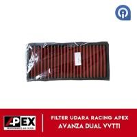 Filter Udara Racing APEX Avanza Dual VVTI