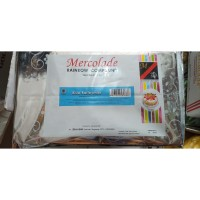 Mercolade Rainbow Compound Blue Barleymint / Cokelat Batang 1 kg