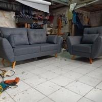 Sofa Scandinavian 2 + 1