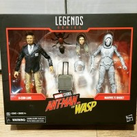 HASBRO MARVEL LEGENDS 2-PACK X-CON LUIS & GHOST ANTMAN AND THE WASP