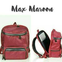 Natural Moms Max Backpack Cooler Bag Tas Perlengkapan Bayi ASI