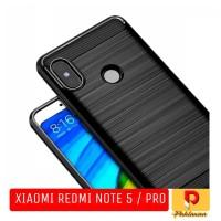 Case Xiaomi Redmi Note 5 Pro / Note 5 Softcase Premium Ultra Slim