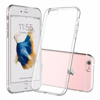 Silicone bening Iphone 6 6s 7 8 PLUS x xr xs max clear case cover