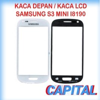 KACA LCD TOUCHSCREEN DIGITIZER SAMSUNG S3 MINI I8190 ORIGINAL NEW