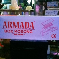 box kosong mini filter armada