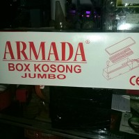 box kosong jumbo filter armada
