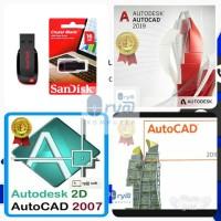paket Autocad 2019 2010 2007 Full Versi