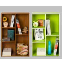 Rak buku serbaguna funika 5kotak warna 13226 pajangan lemari minimalis