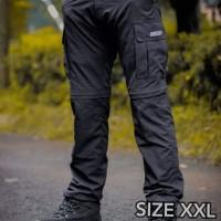 celana sambung celana gunung size XXL avaress tipe exvase