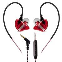 Import - Subwoofer Bass Sports In-ear Earphone Wire Control