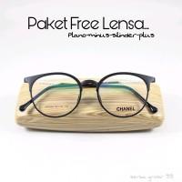 frame kacamata korea oval QQxz30674