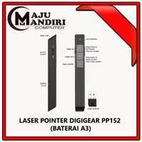 DIGIGEAR WIRELESS LASER POINTER / PRESENTER PP152