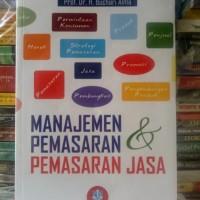 BUKU Manajemen Pemasaran & Pemasaran Jasa By Prof Dr H Buchari Alma