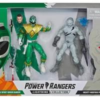 Power Rangers Mighty Morphin Power Lightning Collection Hasbro