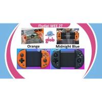 FLYDIGI WEE 2T Mobile Gaming Gamepad Bluetooth Joystick PUBG Android - Midnight Blue
