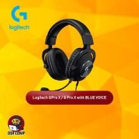 Logitech G Pro X Gaming Headset Garansi Resmi