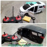 RC Mobil Alpard Buka Pintu Dari Remot Control Free 2biji baterai remot - Putih
