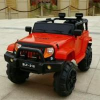 Mainan Mobil Aki Anak Type JEEP - BLF 218