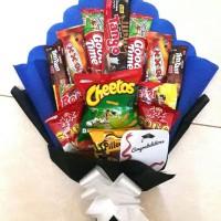 Buket Snack | wisuda Buket | Bouquet Graduation
