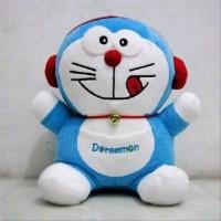 Boneka Doraemon Headset XL