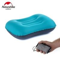 NatureHike Bantal Angin Inflatable Aeros Pillow - NH17T013-Z - Blue