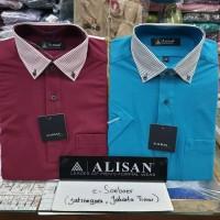 Kaos Polo Alisan Original kaos kerah Alisan ukuran S