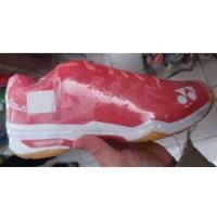 Sepatu Badminton Yonex Power Cushion Aerus 3R Rose pink