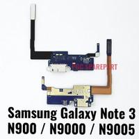 Flexible Konektor Charger Mic Samsung Galaxy Note 3 N900 N9000 N9005