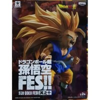 DBZ FEST FES VOL 10 SUPER SAIYAN 3 SS3 SON GOKU SMALL