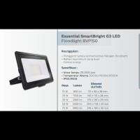 Floodlight LED PHILIPS BVP 150 10W