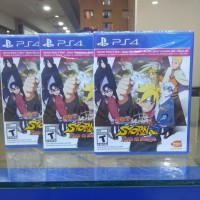 BD PS4 Naruto Shippuden Ultimate Ninja Storm 4 Road to Boruto